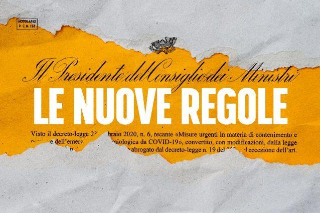 DECRETO LEGGE 22 APRILE 2021, n.96 - DECRETO RIAPERTURE