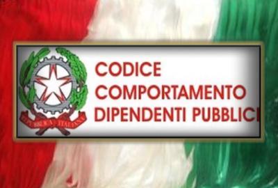 CODICE DI COMPORTAMENTO DEL PERSONALE DIPENDENTE